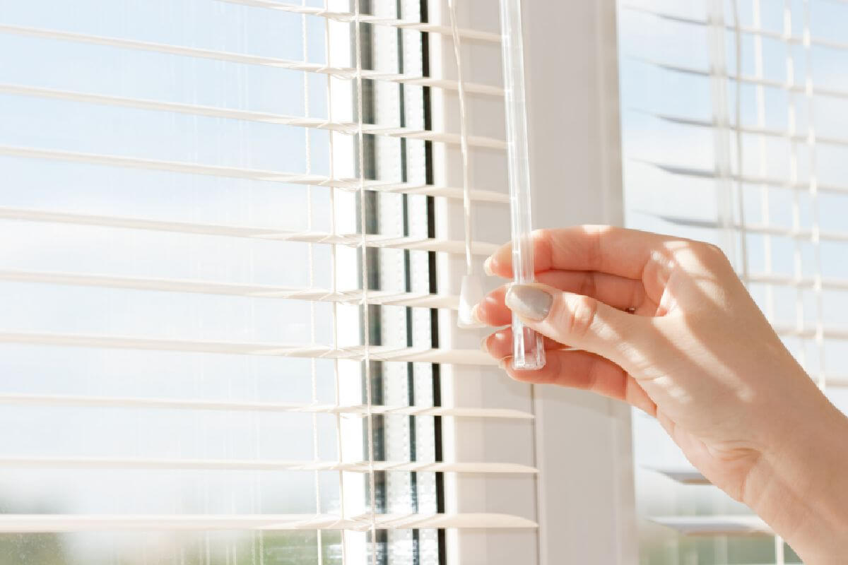 uPVC Window Blinds Shropshire