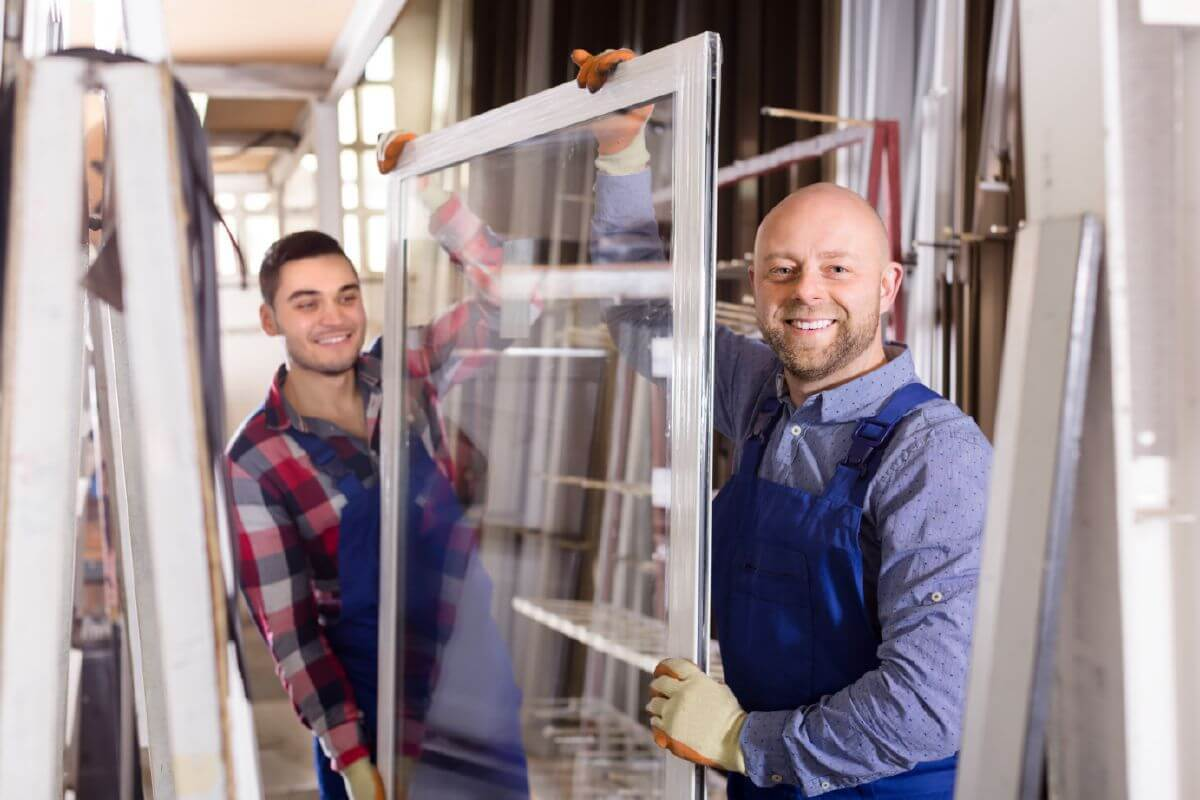 uPVC Window Manufacturers Shropshire